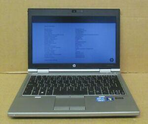 """HP Elitebook 2570p Laptop 12.5"""" HD i5-3320M 2.6Ghz/4GB/128GB SSD/Webcam Win10Pro"""