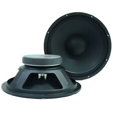 "Seismic Audio 2 12"" Raw Speakers/Woofers Replacement PRO AUDIO PA/DJ"