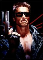 The Terminator Classic Movie Large Poster Art Print Maxi A1 A2 A3