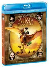 The Extraordinary Adventures of Adèle Blanc-Sec [New Blu-ray] With DVD, Widesc