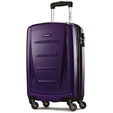 "Samsonite Winfield 2 Fashion 20"" Spinner 20""x13.5""9.5"" Carry-Ons - Purple"
