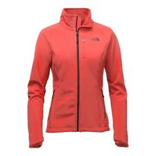 Women's North Face Apex Bionic 2 Softshell Jacket New $149 SPICED CORAL XL
