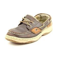 Chaussures décontractées moyen en cuir pour garçon de 2 à 16 ans