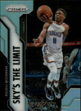 2016-17 Panini Prizm Sky's the Limit Prizms Silver Card #12 Russell Westbrook