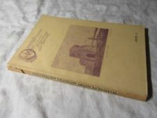 Topography & Local Interest Paperback Antiquarian & Collectable Books 1900-1949 Year Printed