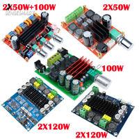 2x50W 2x50W+100W 2x120W Class D Dual Channel Digital Stereo TPA3116D2 Amplifier