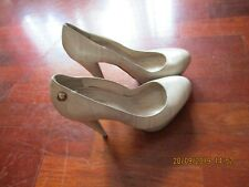 DECOLTE PANNA PATRIZIA PEPE FIRENZE  Leather  Shoes size 39  Made in Italy.
