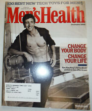 Men's Health Magazine King Kong's Adrien Brody New Tech December 2005 032415R