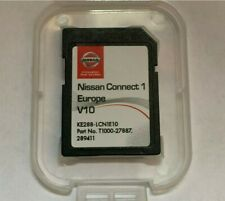 NISSAN lcn1 v10 2020 Connect 1 di navigazione SD CARD Europe GERMANY scheda SD