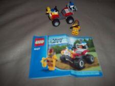 LEGO City/Town 4427 Fire ATV 100% w/ instr. RARE