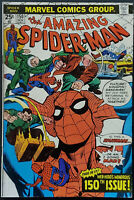 Amazing Spider-Man #150 FN+ 6.5 Is Spider-Man a Clone? Gil Kane