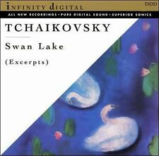 NEW Excerpts from Swan Lake (Audio CD)