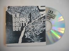 BB BRUNES : BRITTY BOY [ CD SINGLE PORT GRATUIT ]