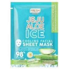 Jeju Aloe Ice Facial Mask