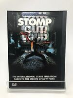 Stomp Out Loud (DVD, 2001)