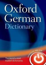 Oxford German Dictionary von Oxford Dictionaries (2008, Gebundene Ausgabe)