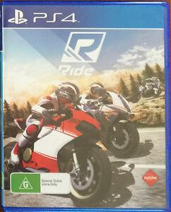 Ride PS4 Playstation 4 (PAL)