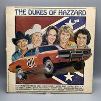 Vintage 1981 Dukes Of Hazzard Vinyl LP Record Album Johnny Cash General Lee