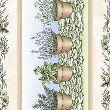 Thyme With Friends By Maywood Studio -  Ecru Herbal Stripe