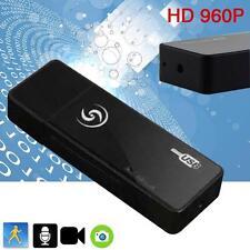 1x Mini Espion DV U9 DVR caméra USB Disk HD Cam Capteur de Mouvement 960P Cam EH