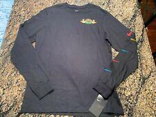 Nike Kyrie Friends Central Perk Long Sleeve Tee T Shirt CD0937-010 Mens Small S