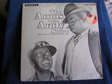 The Amos 'n' Andy story/Double LP/Radiola 2 MR-2526/SEALED NEW OLD STOCK