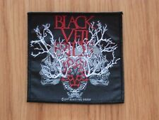 BLACK VEIL BRIDES - SKULL BRANCHES (NEW) SEW ON PATCH OFFICIAL BAND MERCH