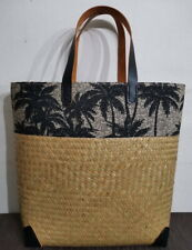 Handbag Wicker Unique Form Krajood on Samui Collection