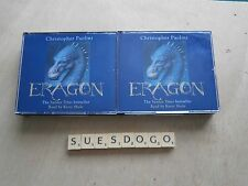 CHRISTOPHER PAOLINI'S ERAGON READ BY KERRY SHALE - FANTASY AUDIO BOOK ON 8 CDS