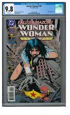 Wonder Woman #100 (1995) Death of Artemis Variant Cover CGC 9.8 FF397