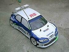 0036 - Peugeot 306 Rally 1/10 scale RC Car Body Clear 200mm Traxxas 4tec HPI TC3