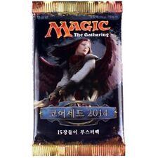 MTG MAGIC 2014 CORE SET (M14) * Booster Pack (15 cards) [KOREAN]