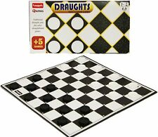 Funskool Games Draughts Checkers Classic Board Game & 5 Other Games