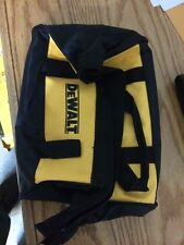 "New Dewalt DeWalt Tool Bag 11""x9""x7"" for DCD711, DCB207 DC107"