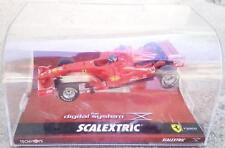 SCX Digital System mejorado Ferrari F2007 F1 1352 Scalextric Ninco Slot.it Racer