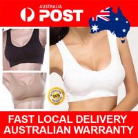Sports Bra Spandex Yoga Vest Seamless Fitness Tops Gym Underwear Bras