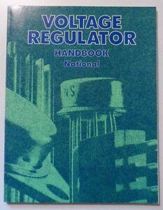 1975 National Semiconductor Voltage Regulator Handbook