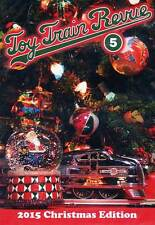 Toy Train Revue Part 5 Christmas Edition DVD Chicagoland layouts