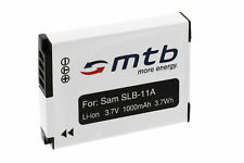 Batería SLB-11A SLB11A para Samsung TL320, TL350, TL500, WB600, WB650