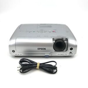 Epson LCD Projector PowerLite S4 Model EMP-S4 Gray #UI0325