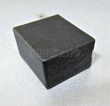675-Proton (1990-2015) Multi-Use 4-Pin Black Relay PW537075 Spektron PW-537075