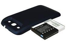 BATTERIA agli ioni di litio per Samsung Galaxy S3 SIII Galaxy GT-I9308 NUOVO Premium Qualità