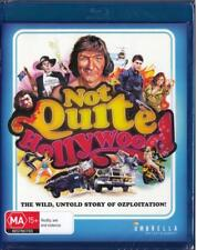 NOT QUITE HOLLYWOOD - STORY OF OZPLOITATION - BLU-RAY - FREE LOCAL POST