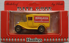 "Lledo - 1934 Ford Model A van ""Hamleys"" GIALLO"