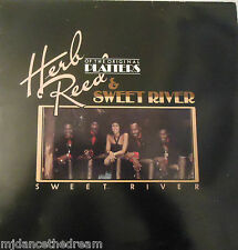 HERB REED & SWEET RIVER - Self Titled ~ VINYL LP WITH SIGNATURES