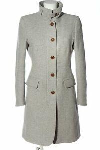 CINQUE Cabanmantel hellgrau Casual-Look Damen Gr. DE 36 Mantel Coat