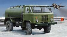 Russian Gaz-66 Oil Truck 1:35 Plastic Model Kit TRUMPETER