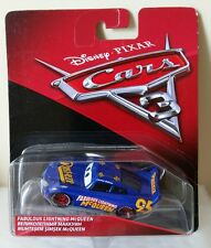 NEW DISNEY CARS 3 DIECAST - FABULOUS LIGHTNING McQUEEN