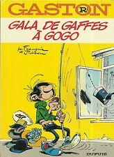 BD - GASTON LAGAFFE : GALA DE GAFFES A GOGO ( DUPUIS ) / 1979