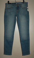 NWT GAP MID RISE SKINNY FIT STUDDED POCKET STRETCH JEANS SIZE 6/28 REGULAR